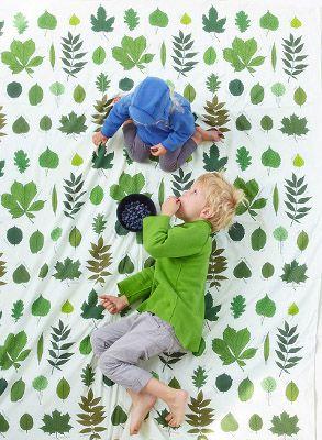 Mam za mało snu, ciut za mało finansów, ale za to wielką frajdę | mamopracuj.pl Małgosia projektuje piękne przedmioty dla dzieci. Las i niebo