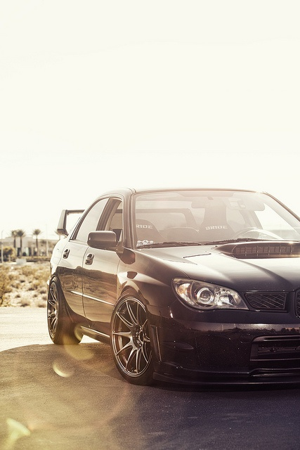 Subaru // Photo Ivan Dobrev