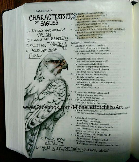 Image result for isaiah bible journaling