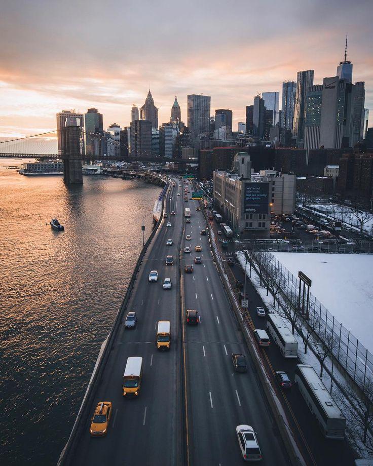 Magnificent Street Photos of New York City by Ashraf Hamideh #photography #NYC #urban