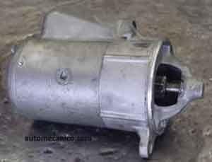 arrancador usado por ford