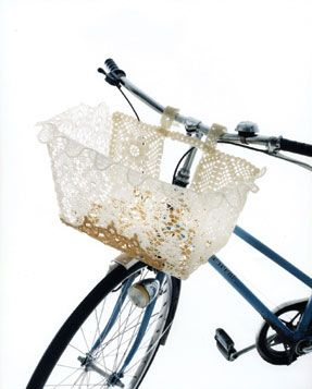 Carrie bicycle basket by design house stockholm