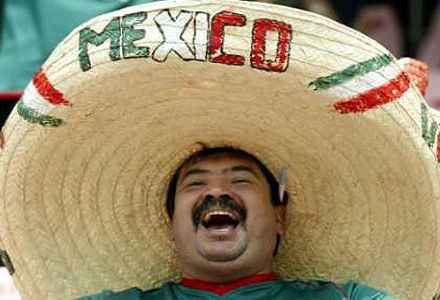 typisch mexicaanse man!