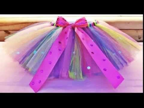 Tutùs Artesanales en Tul *Mil Caramelos* -Princesas- Disfraces para niñas.