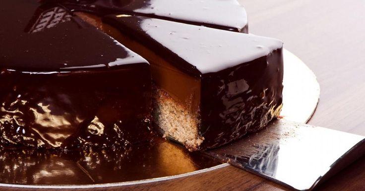 Csokoládés keksztorta - Recept | Femcafe