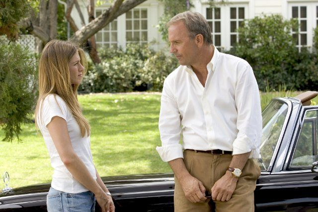 Still of Jennifer Aniston and Kevin Costner in Rumor Has It... (2005)