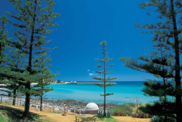 Penneshaw. Kangaroo Island, South Australia