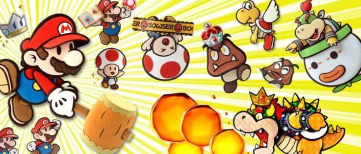 Paper Mario: Sticker Star For PC, Android, Windows & Mac Free Download