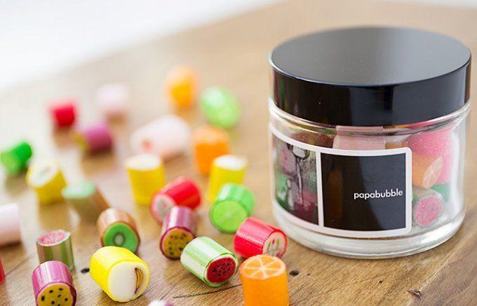 友だちに贈るならどれ?相手のタイプで選ぶ「誕生日プレゼント」 パパブブレは、スペインのバルセロナ生まれのアート・キャンディー。