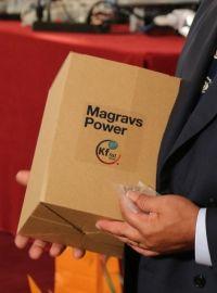 Magrav-Power Car System