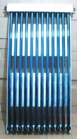 Capteur solaire à tubes sous vide 2,24m²