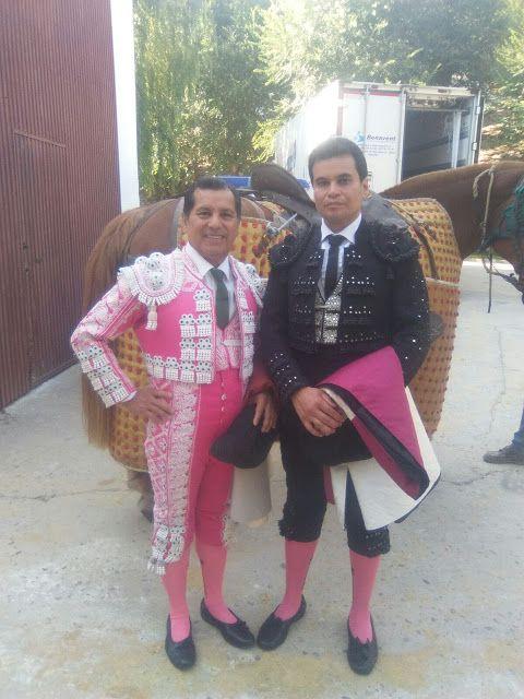 TORERIAS DE CHELIN: BANDERILLEROS VENEZOLANOS EN ESPAÑA