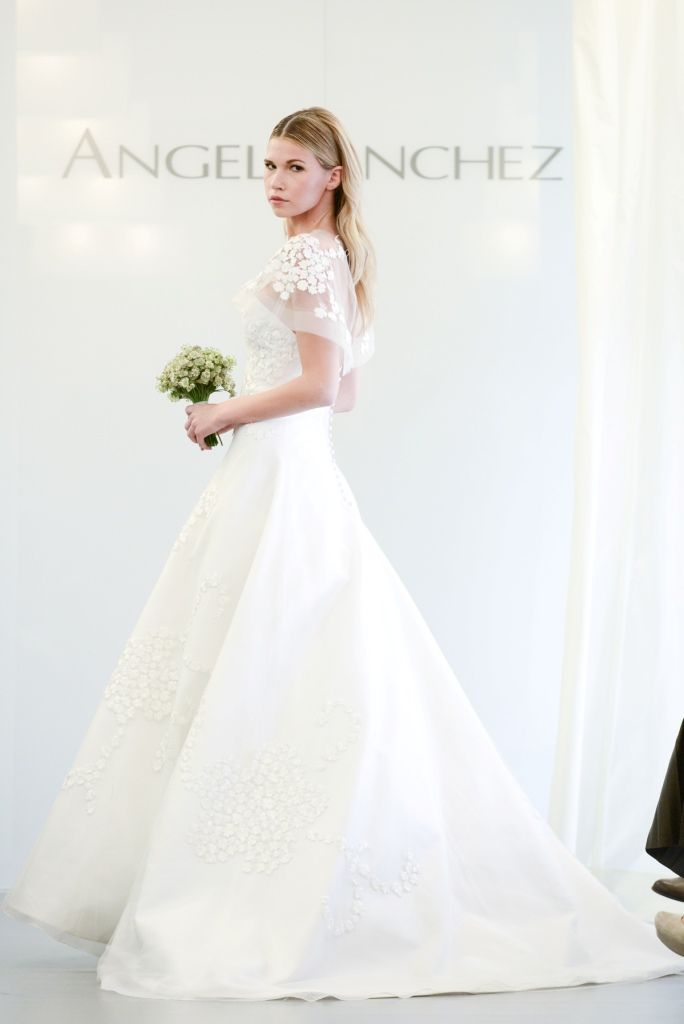 Angel Sanchez Wedding Gowns Fall 2015
