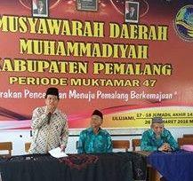 Kabar Persyarikatan: Musda Muhammadiyah Pemalang