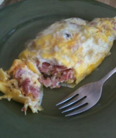 Ziploc Omelettes