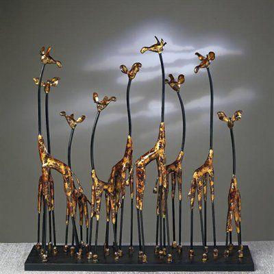 22 best Home Decor images on Pinterest | Giraffes, Statue and Giraffe