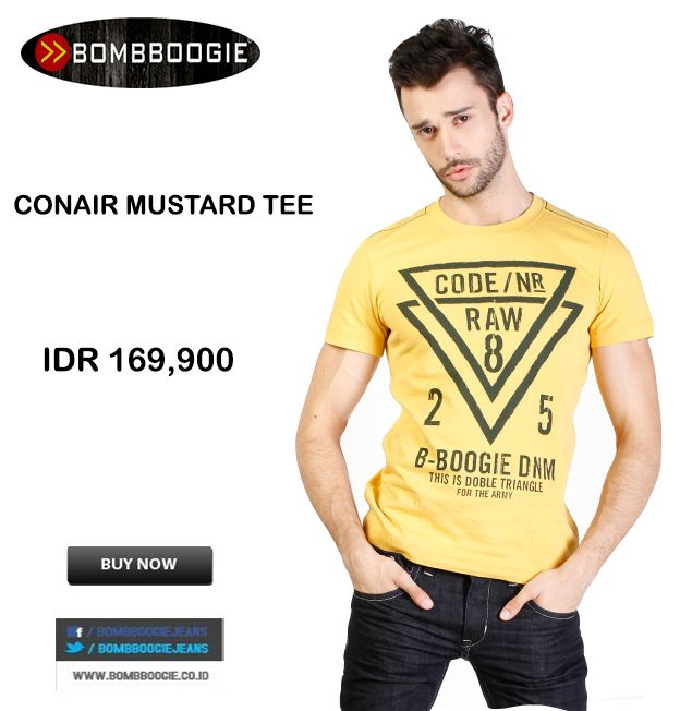 Casual looks for daily hangout check this one Bro IDR 169,900   >> http://ow.ly/vgd6m