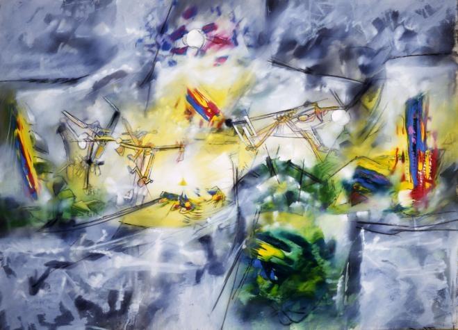 Roberta Matta  Abstraction