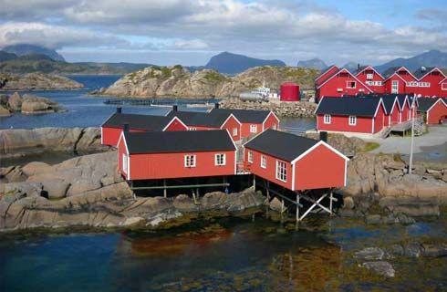 Mortsund, Norvegia