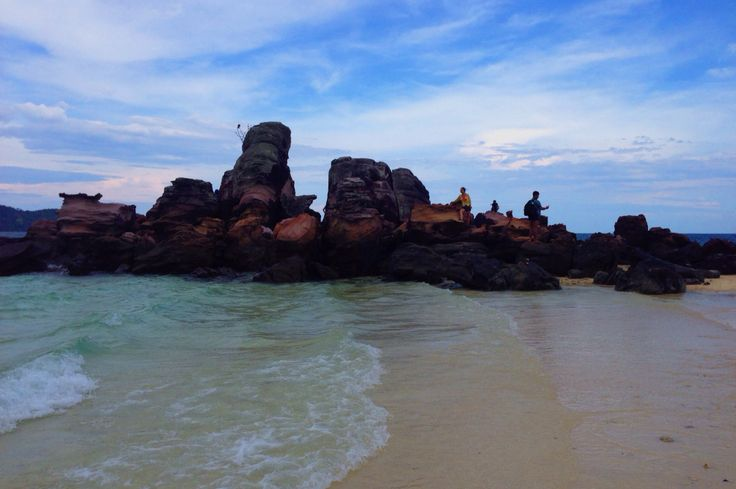 Kha nai island