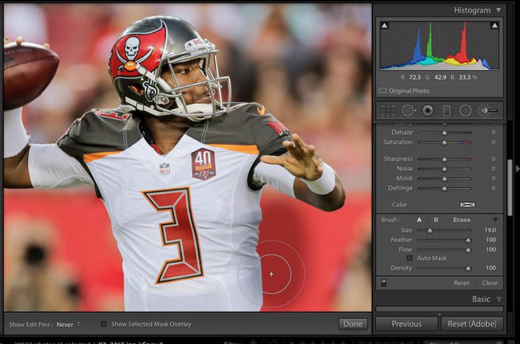 Another Hidden Lightroom Shortcut for Using The Adjustment Brush    Happy Monday, everybody! I'm back from shooting the Falcons/Packers game last night — the first regular season game in the incredible new Mercedes Benz stadium – what a treat! Today I've got a   https://lightroomkillertips.com/another-hidden-lightroom-shortcut-using-adjustment-brush/