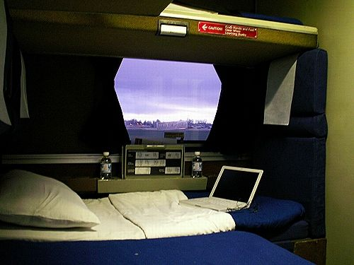 1000+ Images About Train Sleeper Car On Pinterest