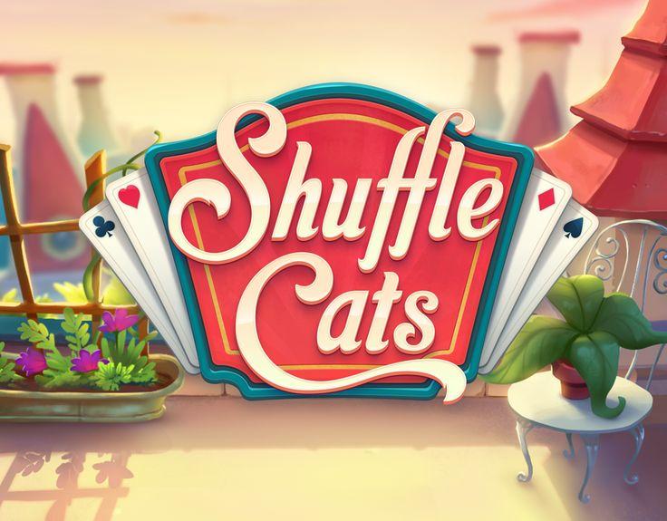 Check out this @Behance project: \u201cShuffle Cats\u201d https://www.behance.net/gallery/48233689/Shuffle-Cats