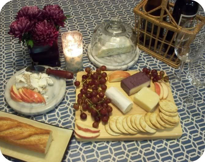 Best Wine Tasting Finger Foods Images On Pinterest Cheese
