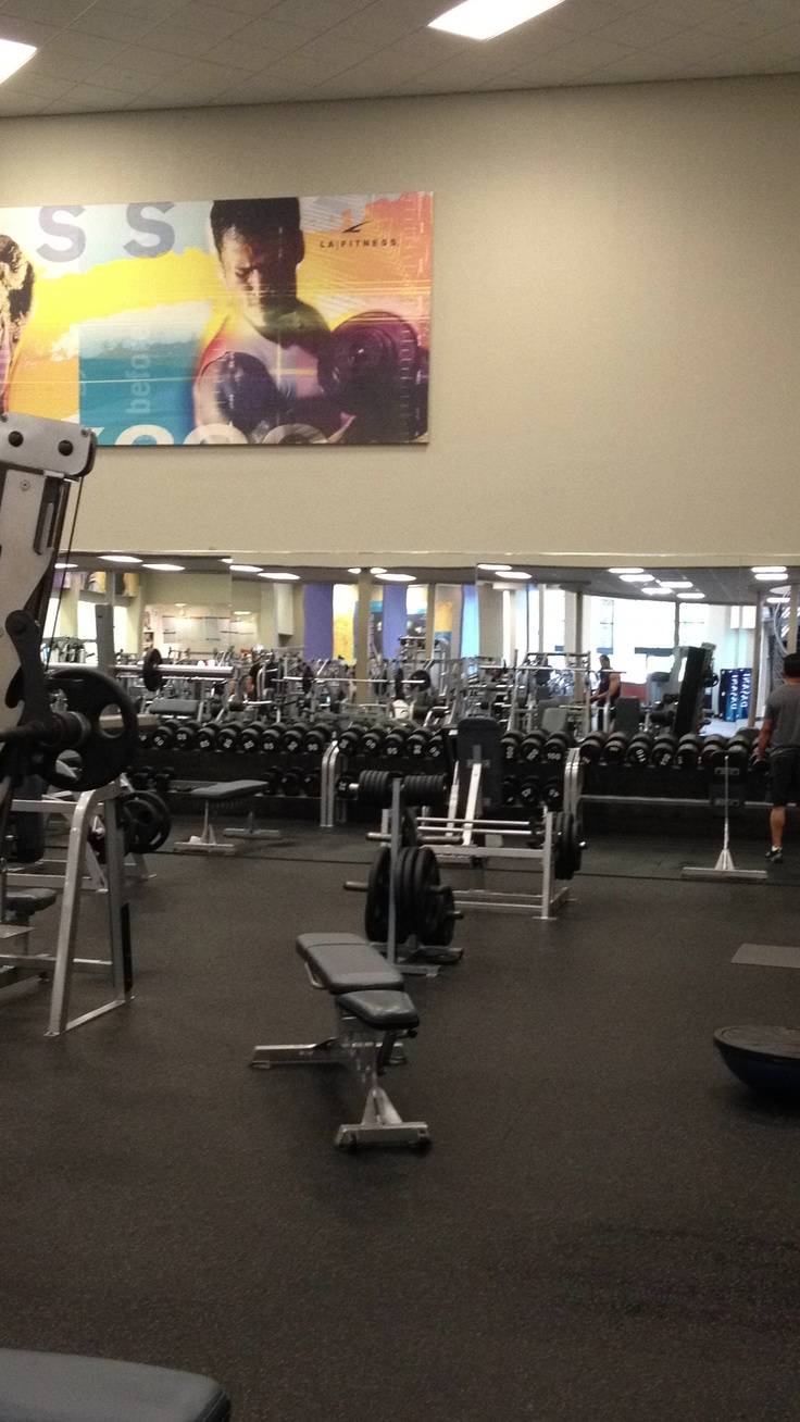 la fitness my main office 4 days a week 90 of the events i
