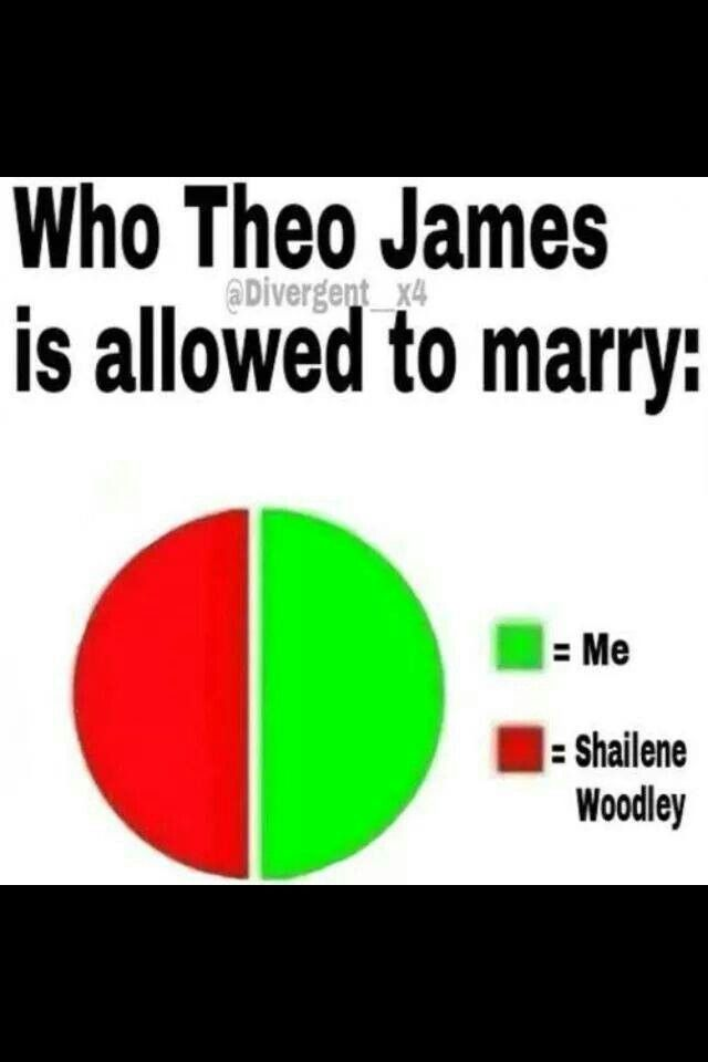This is not accurate THEO JAMES IS ALLOWED TO MARRY WHOEVER THE FUCK HE WANTS. Excuse the foul language