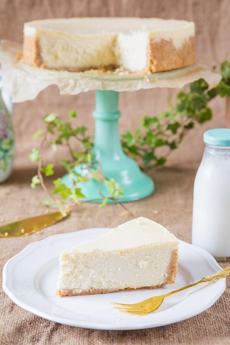Sernik klasyczny/classic cheesecake