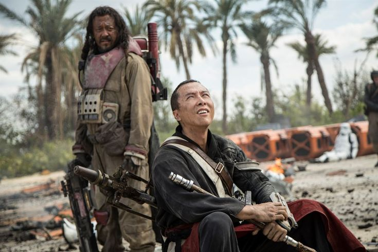 Rogue One: A Star Wars Story : Donnie Yen, Jiang Wen