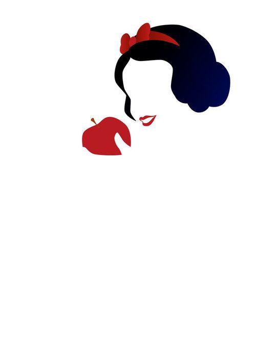 Walt Disney princess Snow White