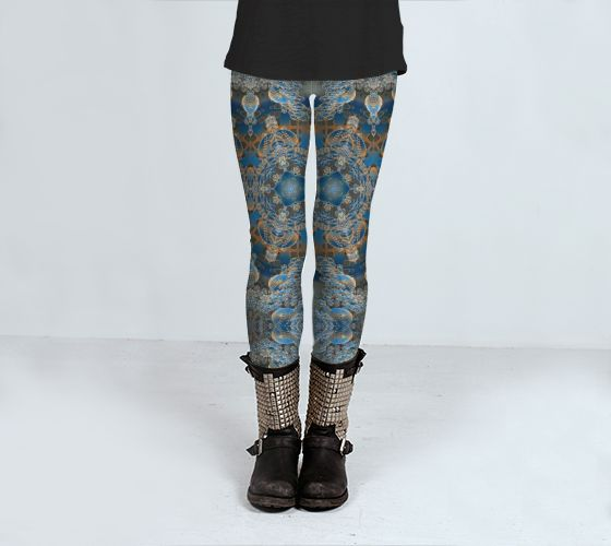 "Leggings ""Zimbola by Annabellerockz"" by Annabellerockz"