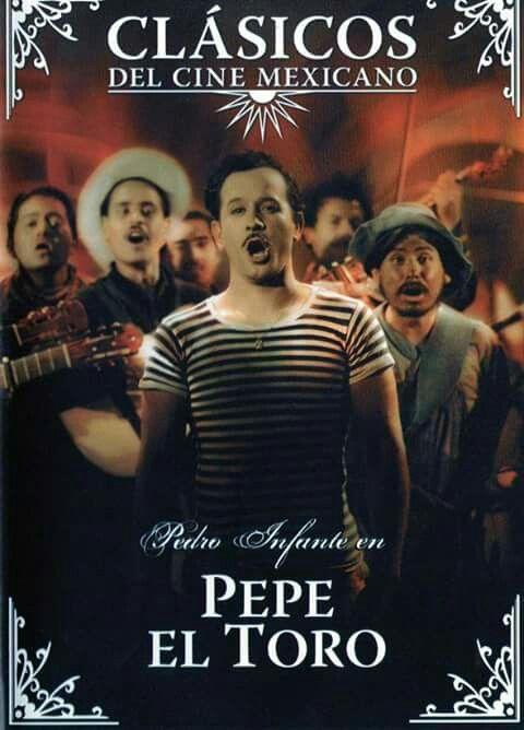 Pepe el Toro es la 3er película de la clasica saga protagonizada por Pedro Infante Nosotros Los Pobres y Ustedes los Ricos. Dirigida por Ismael Rodriguez.