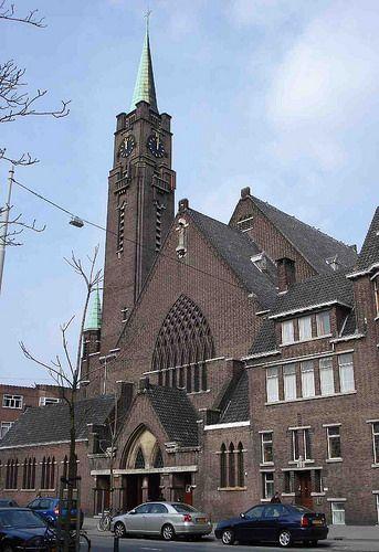 Rotterdam Beukelsdijk_Willebrordkerk