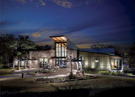 Huckabee Nature Center Fort Smith Arkansas