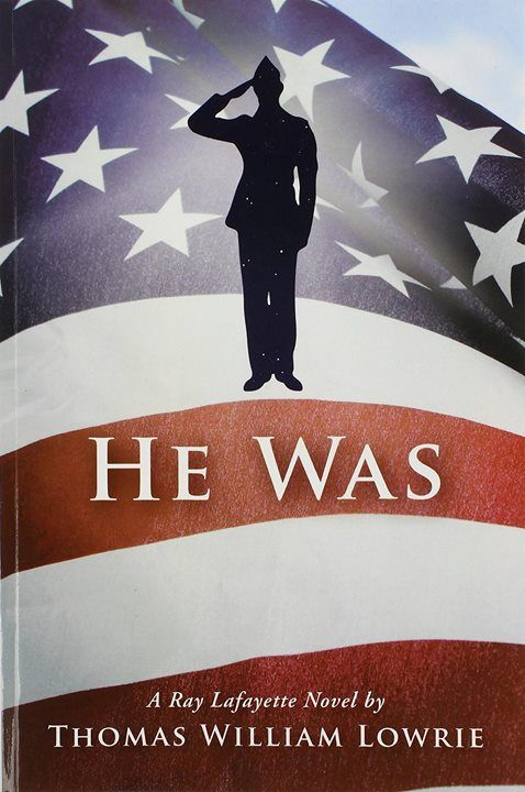 """""""He Was (a Ray Lafayette Novel)"""" Review! """"Lowrie has a knack for telling a story. This book allowed me to walk the path of another and in doing so learn more about myself."""" - P. Michael Murphy https://www.amazon.com/He-Was-Ray-Lafayette-Novel/dp/0990362612"""
