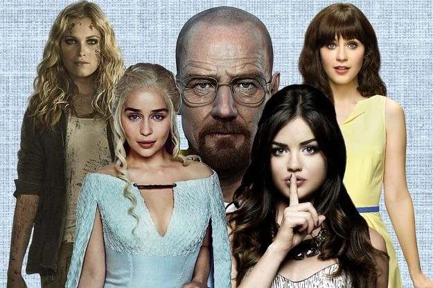 What Does Your Taste In TV Shows Say About You