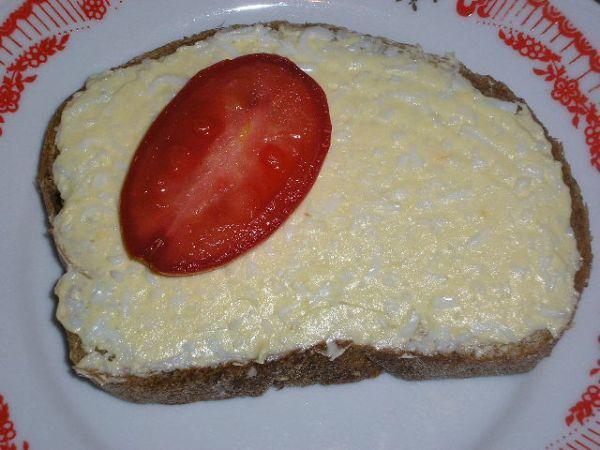 Vajíčková nátierka - Ak máme chuť na ľahkú nátierku :)