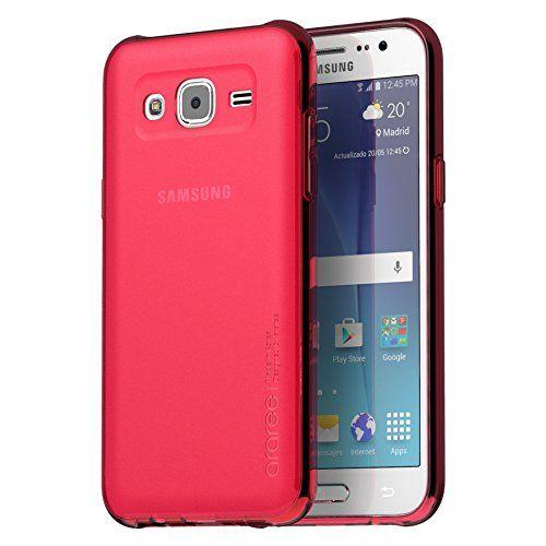 Galaxy J2 Case, Araree® [j Cover] Ultra Thin Slim Translucent Soft TPU