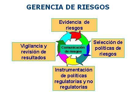Mapa Gerencia de Riesgos. ¿Está seguro que gestiona de forma eficiente y eficaz los riesgos de su Empresa?