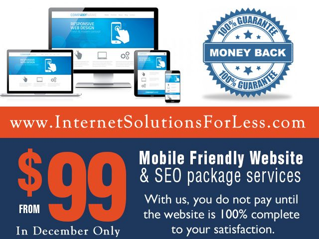Internet Solutions For Less Is A Professional And Affordable Web Design Firm That Specializes In Website Desig Affordable Web Design Web Design Web Design Firm