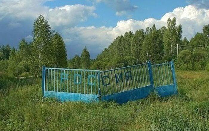 Нелепости в России. Зато Крымнаш!