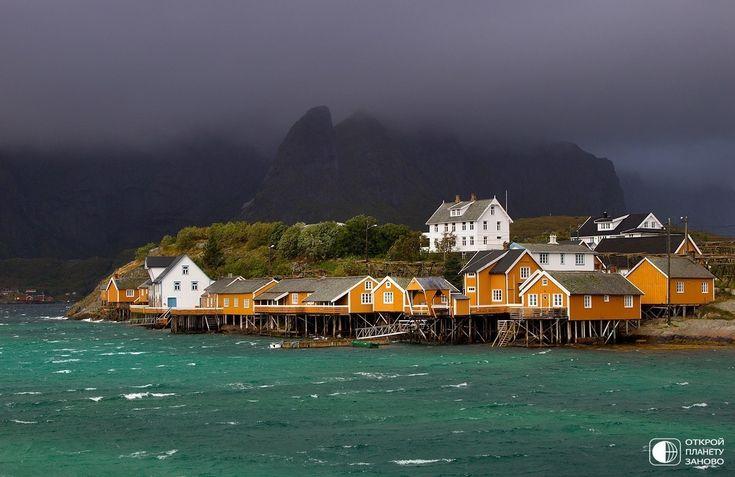 Лофотенские острова - Путешествуем вместе