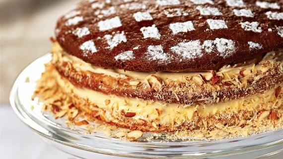 Торт Медовик, пошаговый рецепт с фото