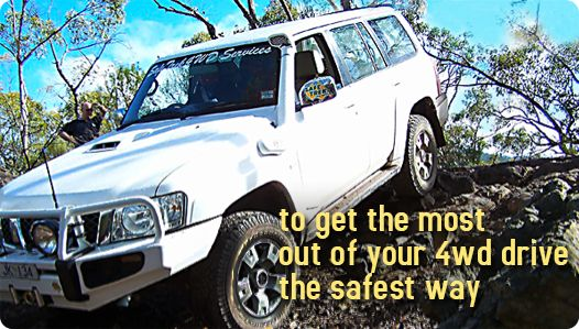 4WD driving courses
