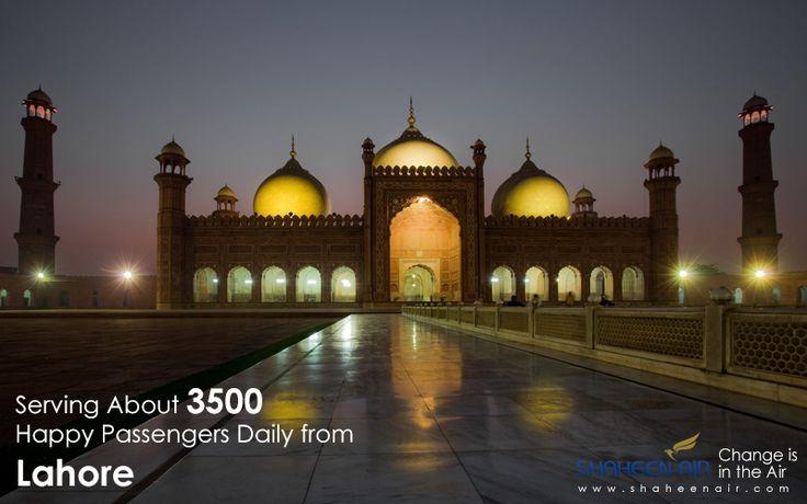 #shaheenair #airline #happypassengers #Lahore #Pakistan