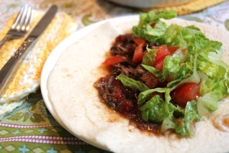 How To Make Mexican Braised Beef in a Slow Cooker