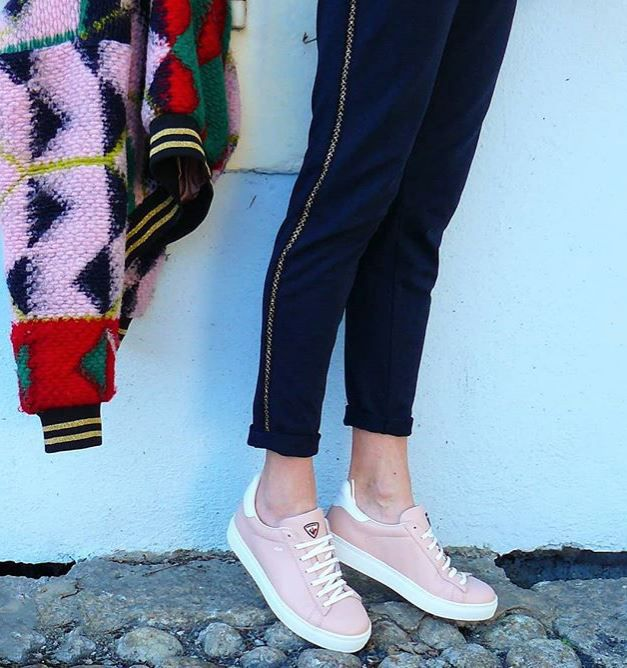 Empire-Inside Look, Sneakers Basses Femme, Orange (Orhp), 36 EUSkechers